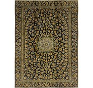 Link to 9' 2 x 12' 6 Kashan Persian Rug