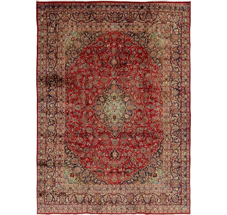 9' 3 x 13' 1 Mashad Persian Rug