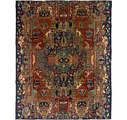 Link to 9' 9 x 12' 2 Kashmar Persian Rug