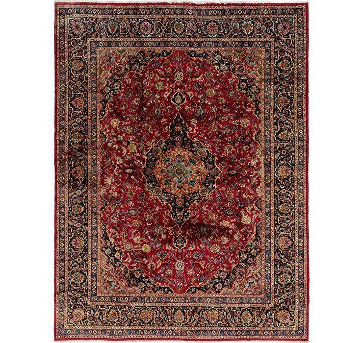 8' 4 x 11' 2 Mashad Persian Rug