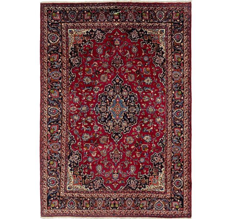 8' 5 x 11' 9 Mashad Persian Rug