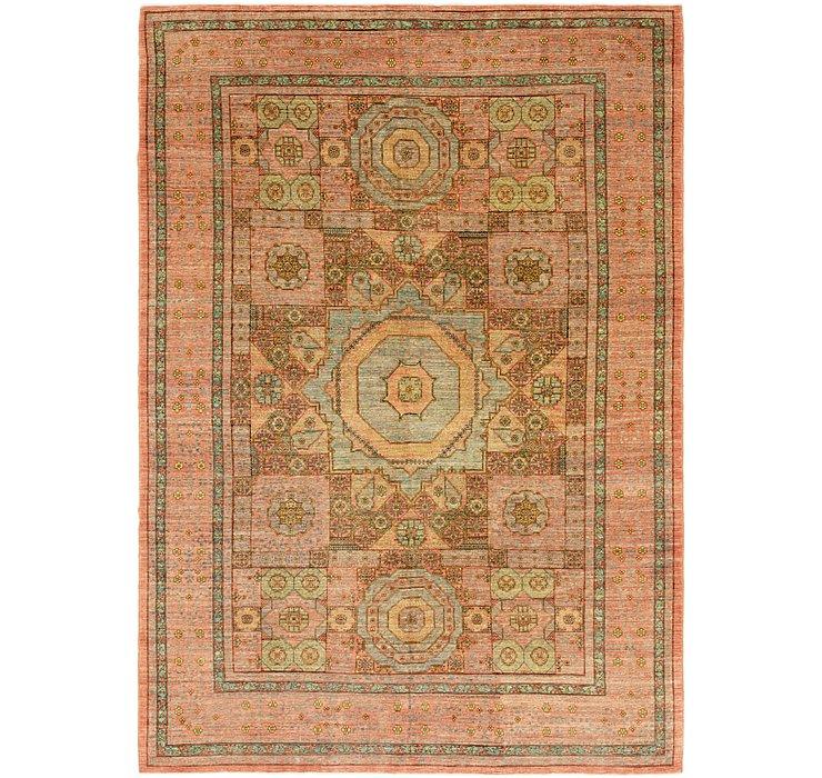 8' x 11' 5 Mamluk Ziegler Oriental...