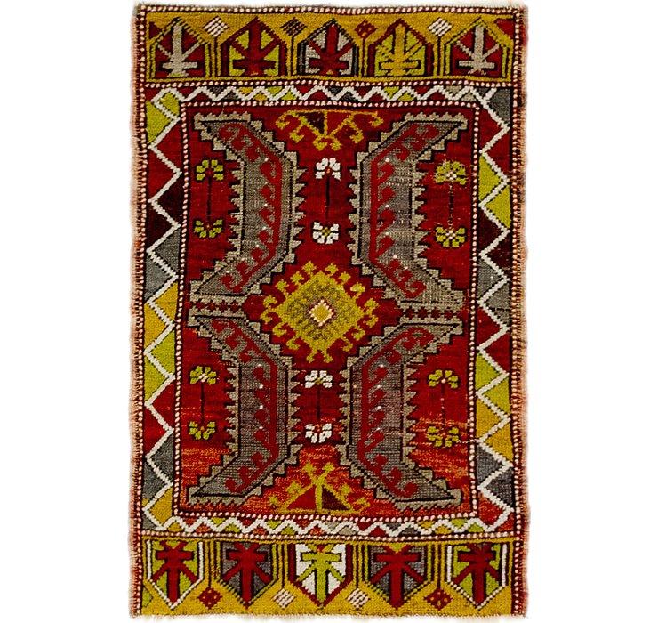 55cm x 85cm Anatolian Rug