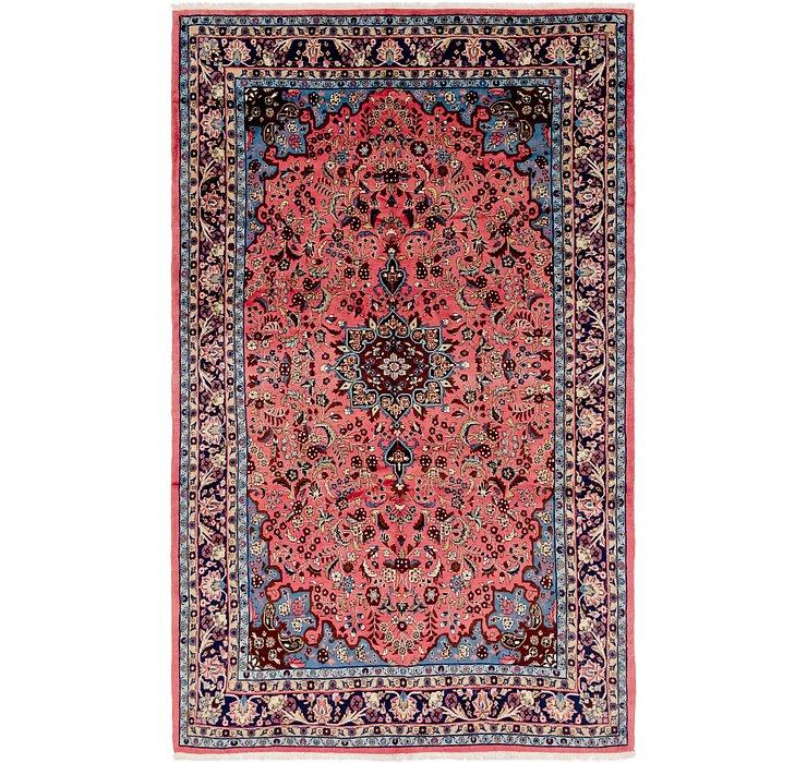 6' 10 x 11' 5 Shahrbaft Persian Rug