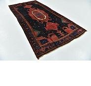 Link to 4' 10 x 10' 2 Sirjan Persian Runner Rug