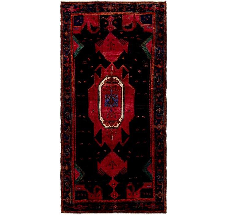 4' 10 x 10' 2 Sirjan Persian Runner Rug