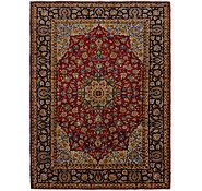 Link to 8' 10 x 12' Isfahan Persian Rug