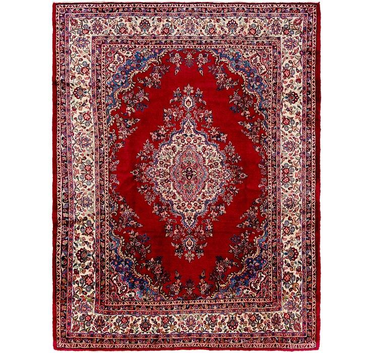 9' x 11' 7 Shahrbaft Persian Rug