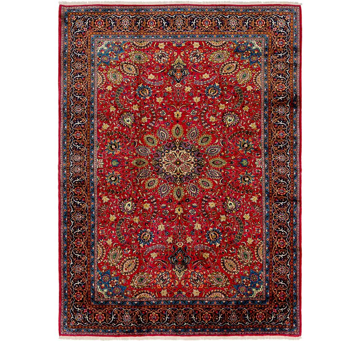 9' 8 x 13' 2 Sarough Persian Rug