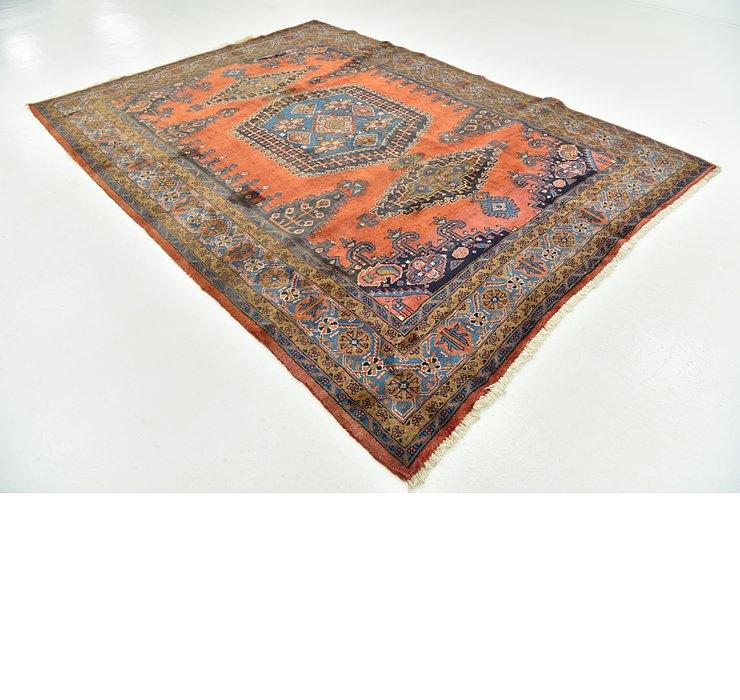 7' 10 x 10' 4 Viss Persian Rug