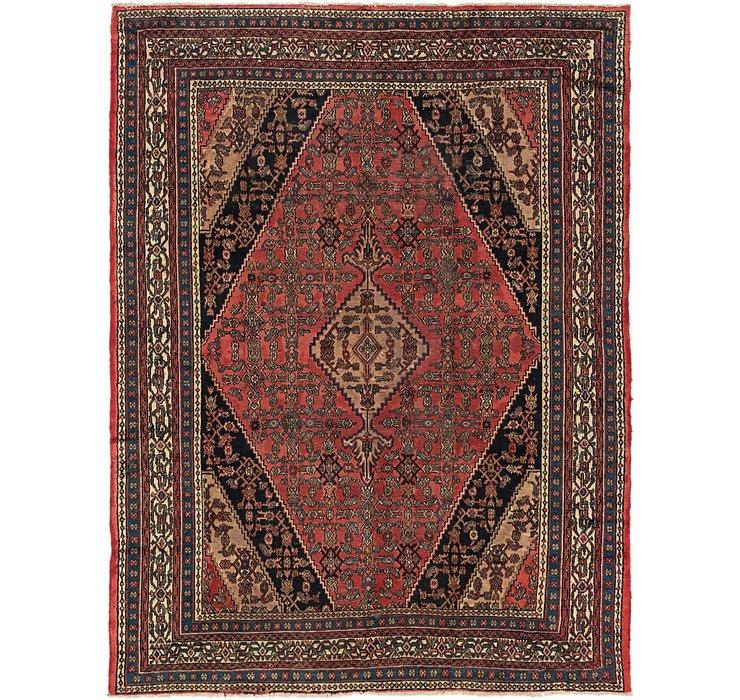 8' 6 x 11' 3 Hamedan Persian Rug