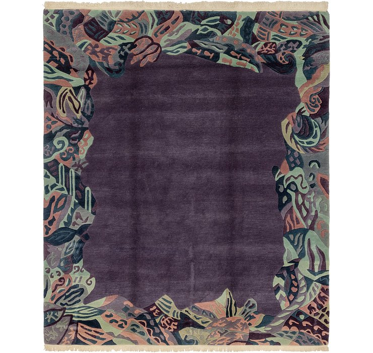HandKnotted 8' 3 x 10' Nepal Rug