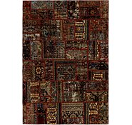 Link to 188cm x 275cm Ultra Vintage Persian Rug