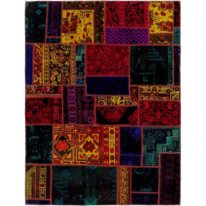 5' 10 x 7' 10 Ultra Vintage Persian Rug