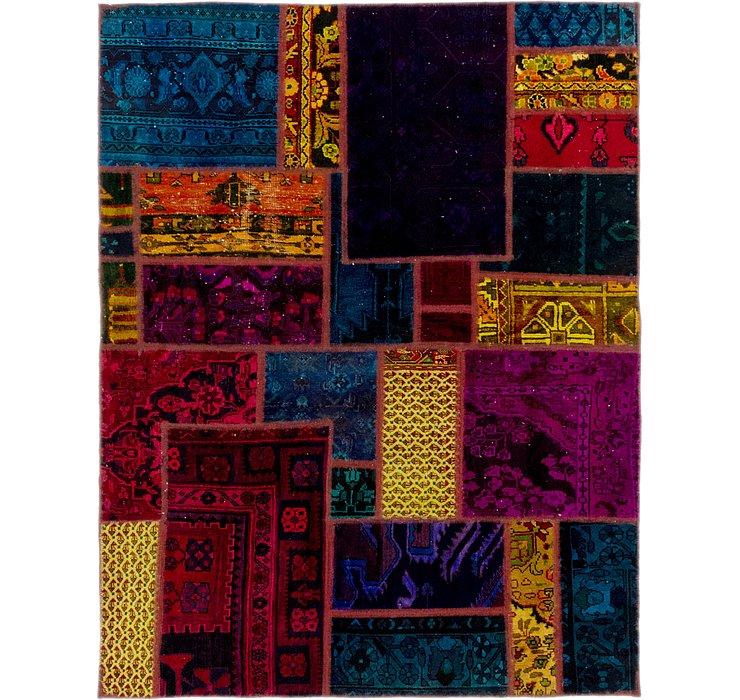 4' 10 x 6' 4 Ultra Vintage Persian Rug