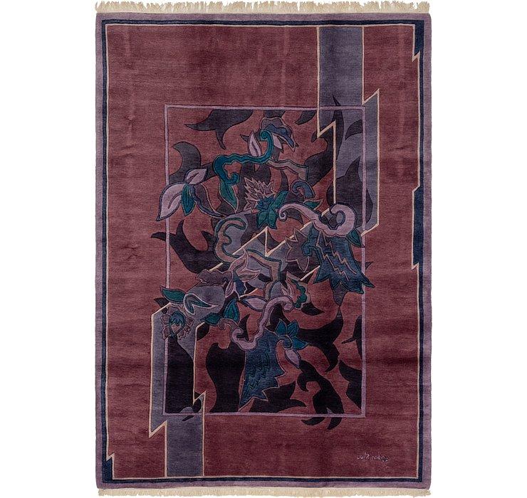6' 7 x 9' 4 Nepal Rug