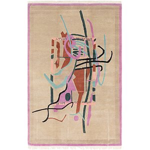 Link to 6' 7 x 10' 2 Nepal Rug item page