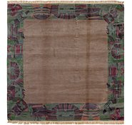 Link to 8' 3 x 8' 4 Nepal Square Rug