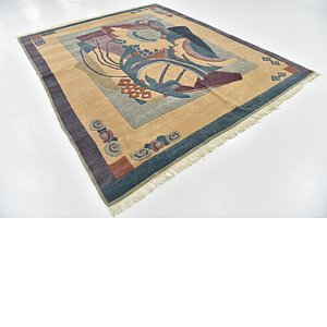 Link to 8' 2 x 10' Nepal Rug item page