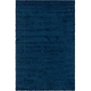 Link to 7' 10 x 12' Solid Shag Rug item page