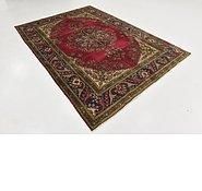 Link to 7' x 9' 6 Tabriz Persian Rug