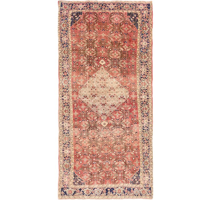 5' 5 x 11' Birjand Persian Runner ...