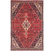 Link to 5' 3 x 7' 10 Hamedan Persian Rug