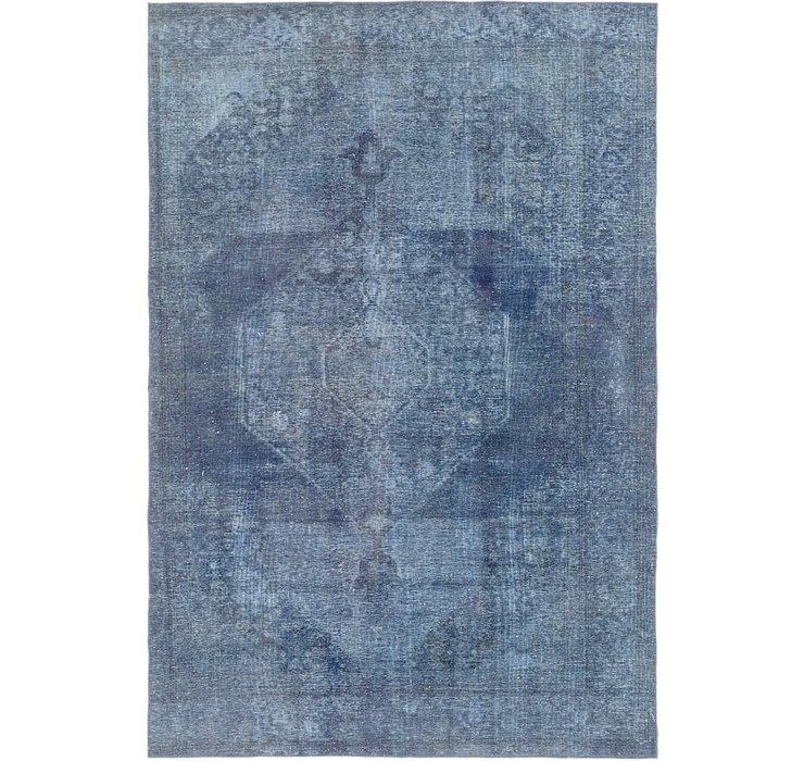 7' 4 x 11' Ultra Vintage Persian Rug
