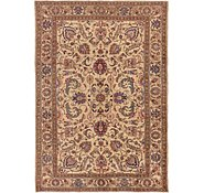 Link to 7' 9 x 11' 4 Tabriz Persian Rug