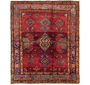 Link to 5' 6 x 6' 9 Shiraz Persian Rug