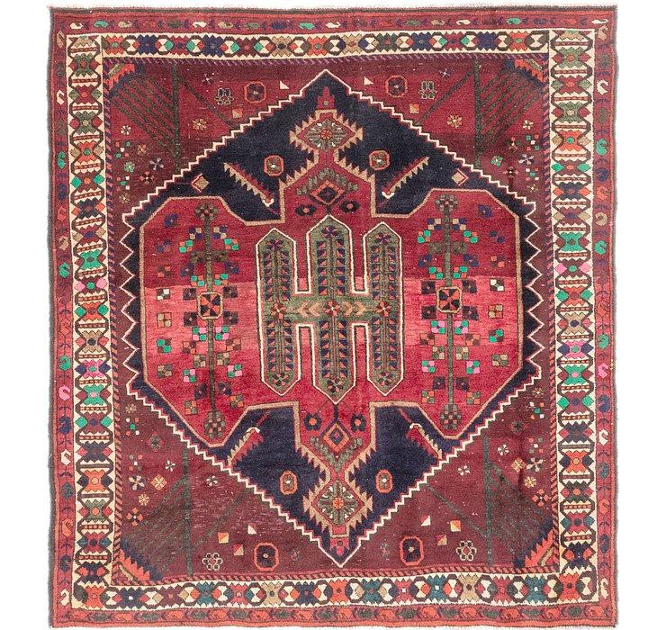 6' 4 x 6' 5 Bakhtiar Persian Square...