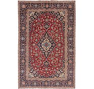 Link to 6' 4 x 9' 8 Kashan Persian Rug
