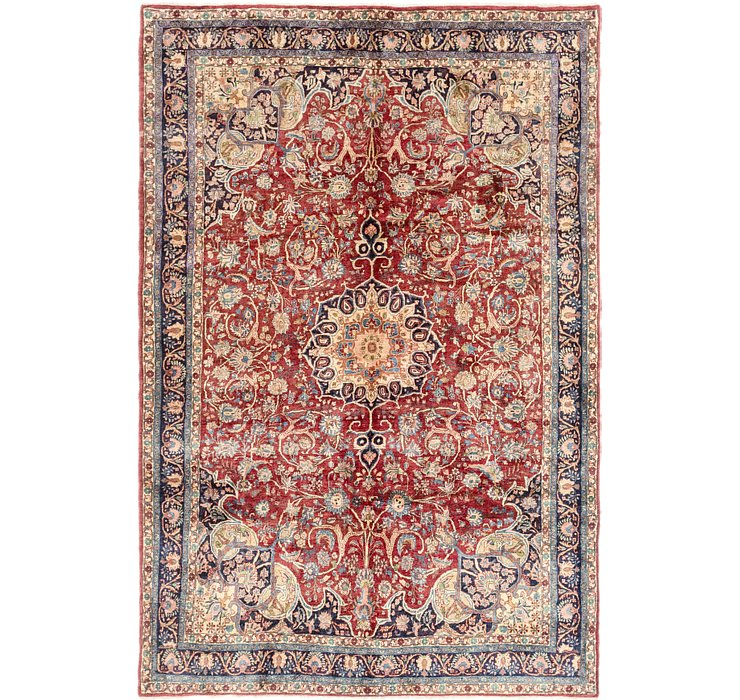 6' 10 x 10' 2 Birjand Persian Rug