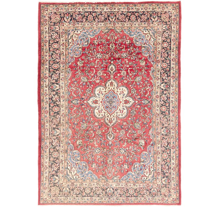 7' x 10' Shahrbaft Persian Rug