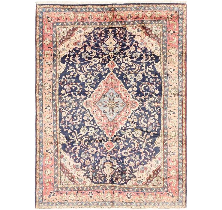 6' 9 x 9' 2 Shahrbaft Persian Rug