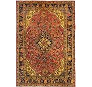 Link to 6' 7 x 8' 9 Tabriz Persian Rug