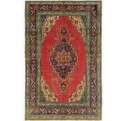 Link to 6' 9 x 10' 5 Tabriz Persian Rug