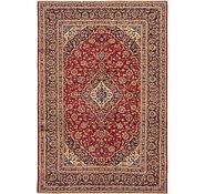 Link to 7' 9 x 11' 5 Kashan Persian Rug
