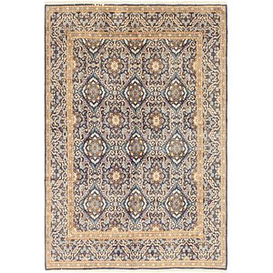 Link to 193cm x 287cm Kashan Persian Rug item page