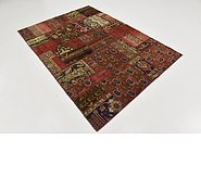 Link to 5' 6 x 9' 8 Ultra Vintage Persian Rug