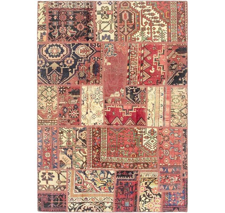 5' 4 x 7' 7 Ultra Vintage Persian Rug