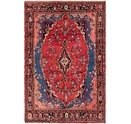 Link to 208cm x 318cm Hamedan Persian Rug