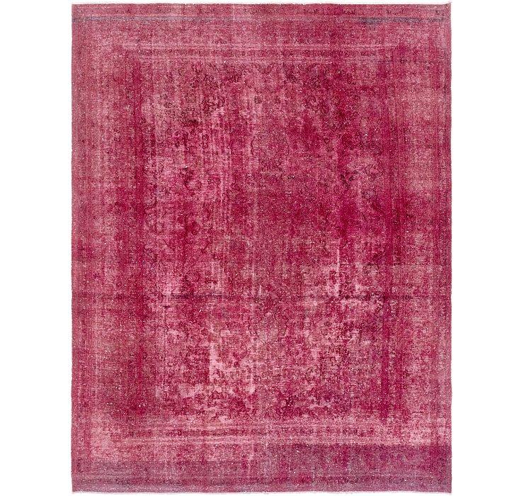 9' 5 x 11' 10 Ultra Vintage Persian Rug