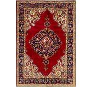 Link to 6' 9 x 10' Tabriz Persian Rug