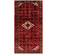 Link to 152cm x 305cm Hossainabad Persian Runner Rug