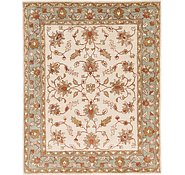 Link to 7' 10 x 9' 8 Classic Agra Rug