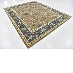 Link to 7' 10 x 9' 8 Classic Agra Rug item page