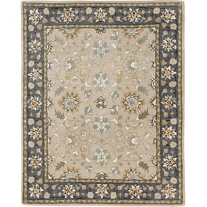 Link to 7' 10 x 9' 9 Classic Agra Rug item page