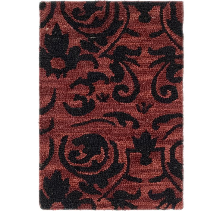 Red Clic Agra Liquidation Rugs