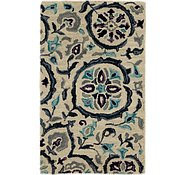 Link to 2' 4 x 3' 9 Classic Agra Rug